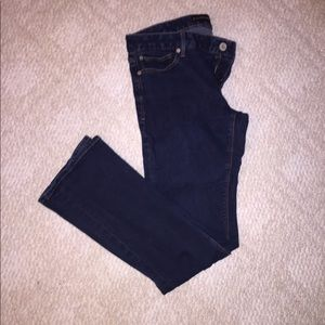 Express Stella Barely Boot Jeans